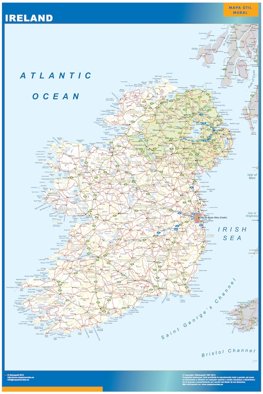 Ireland map on cuba map, britain map, portugal map, africa map, german map, british isles map, greece map, thailand map, poland map, japan map, denmark map, europe map, united states map, india map, norway map, iceland map, scotland map, wales map, germany map, irish map, new zealand map, kenya map, spain map, czech republic map, france map, netherlands map, australia map, italy map, england map, cyprus map, egypt map, uk map, malaysia map,